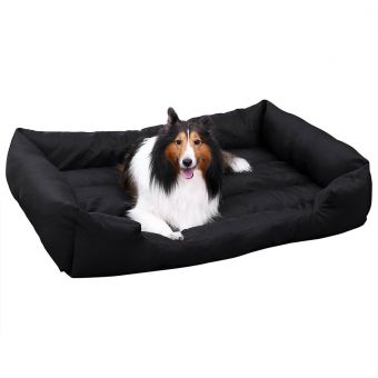 Perfect Black Dog Cushion for Extra Large Dogs