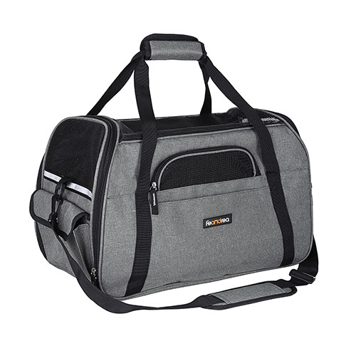FEANDREA Dog Carrier for Sale in Grey