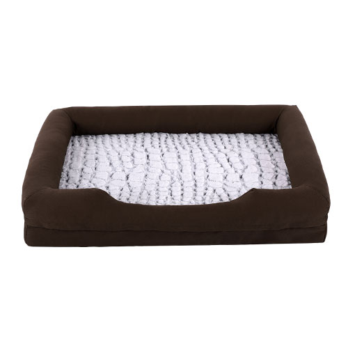 Brown Fancy Dog Beds