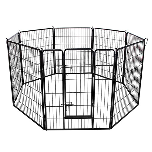 Foldable Octagon Dog Playpen
